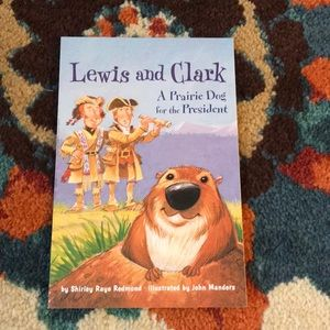 Book - Lewis and Clark
